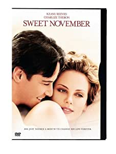 Amazon.com: Sweet November: Keanu Reeves, Charlize Theron, Jason