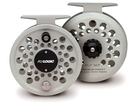 Fly Logic Premium Series Fly Fishing Fly Reel