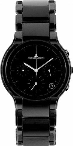 Jacques Lemans Dublin 1-1580D Men's Ceramic Bracelet Watch
