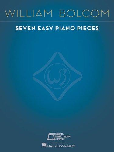 Seven Easy Piano Pieces E B Marks