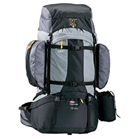 Coleman Exponent Teton Dual-Stay Internal Frame Backpack