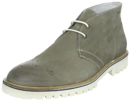 Marc Shoes 1.208.02-01/127-Ben, Stivaletti uomo, Grigio (Grau (dust 127)), 45