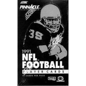 1991 Pinnacle Football Box - 36P - 1