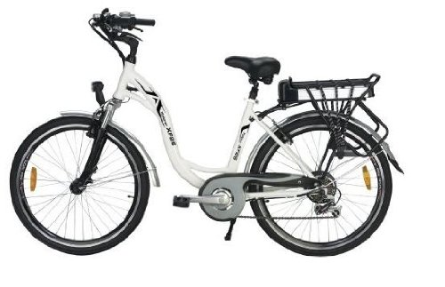 Yukon Trails Women's Xpolrer Sport Hybrid Electric Bike (26-Inch)
