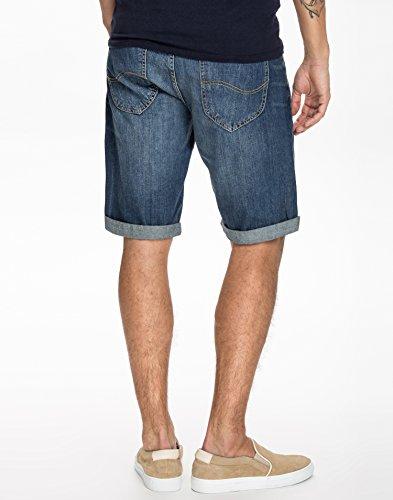 Подробнее о Lee Jeans Men's 5 Pocket Short Cast-Away Green lee women s jeans lima