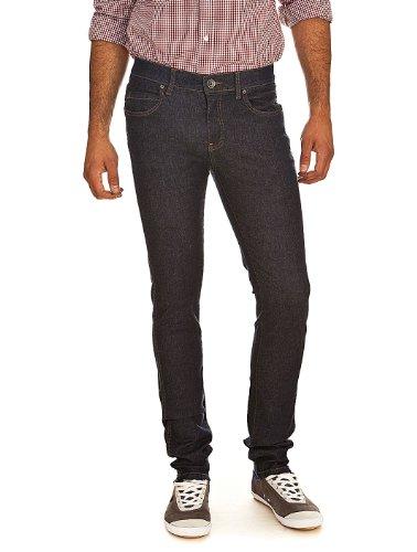 Jeans Snap LW Rinsed.Blue Dr Denim W25 L32 Men's