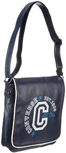 Converse Fortune Bag - Bolso bandolera azul dark blue Talla:4.52 liter