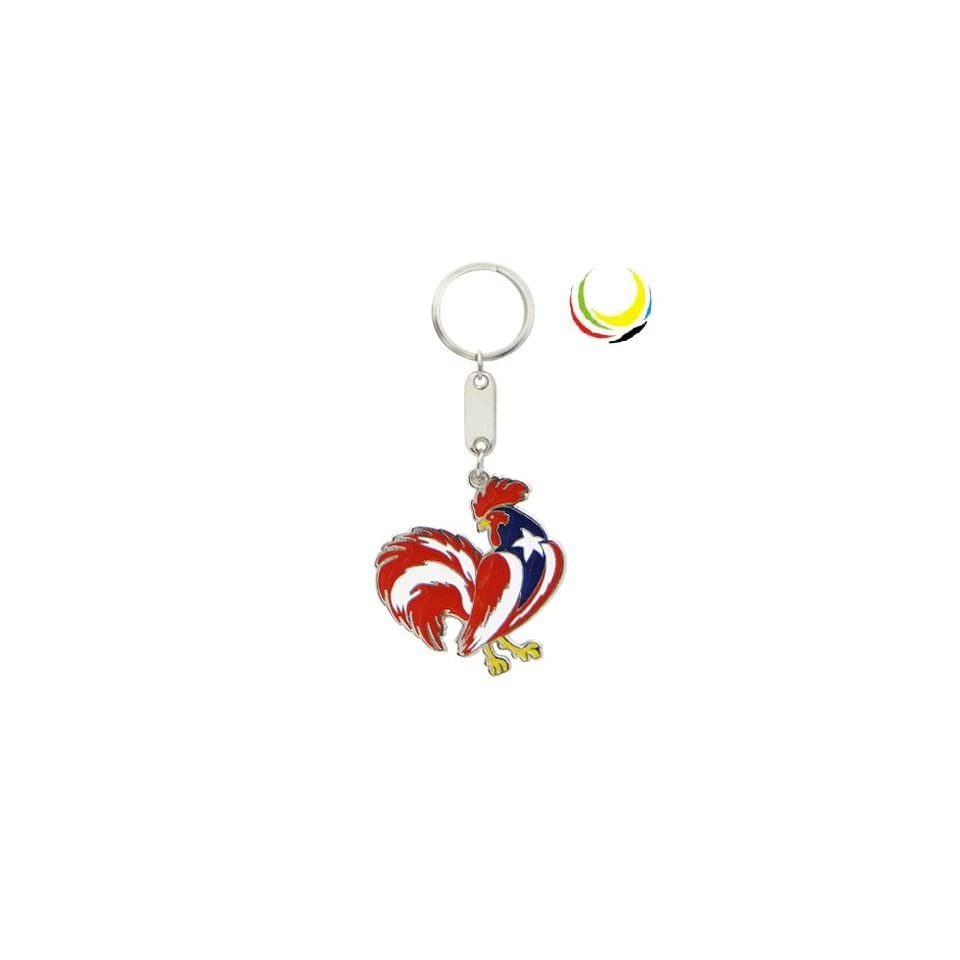 Keychain ROOSTER PUERTO RICO