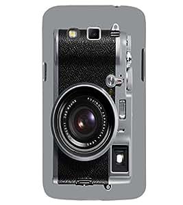 PRINTSHOPPII CAMERA Back Case Cover for Samsung Galaxy Grand 2 G7102::Samsung Galaxy Grand 2 G7106