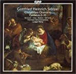G. H. Stoelzel Christmas Oratorio/Can...