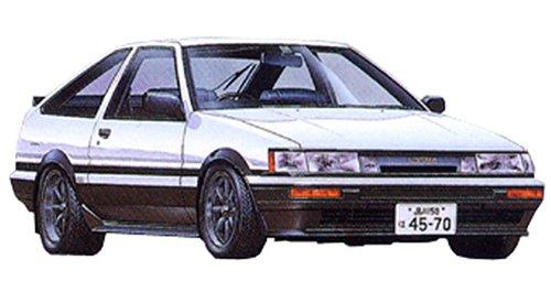 1/24インチアップディスクシリーズ09 AE86レビン '83