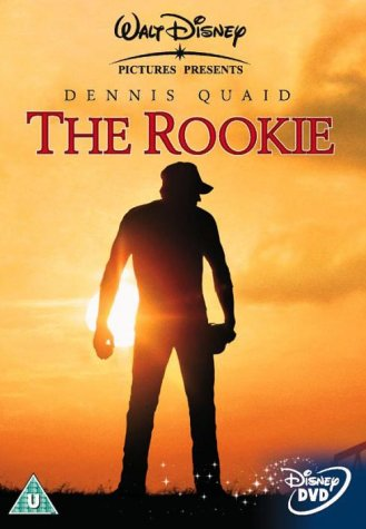 The Rookie [DVD] [2002]