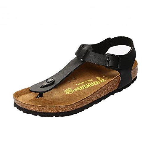 Birkenstock Classic Kairo - Sandali alla moda, Nero, taglia 42