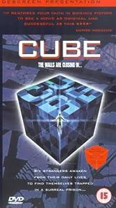 Cube [DVD] [1998]