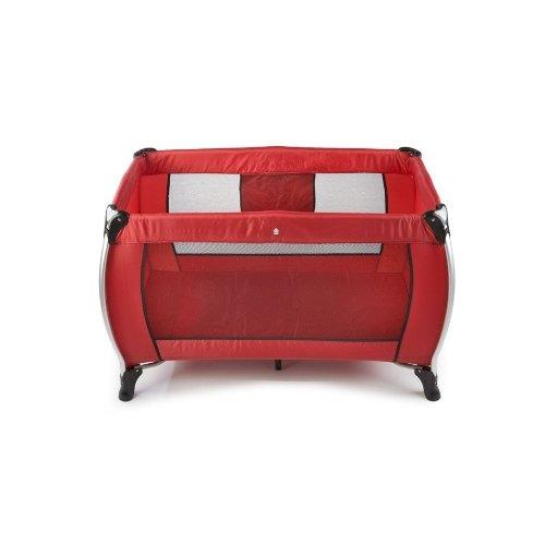 Imagen 1 de Bonarelli - Cuna Viaje Aluminio - Color : Rojo