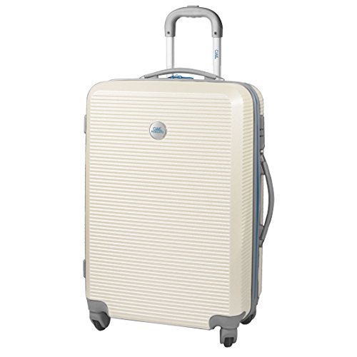 RONCATO CIAK LOUNGE II - TROLLEY MEDIO 4 RUOTE - TSA - LIGHT WEIGHT (IVORY)