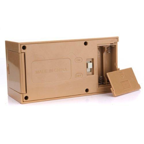 toogoo r boite a deposer les monnaies en dorme de chien mignon en plastique les petites. Black Bedroom Furniture Sets. Home Design Ideas