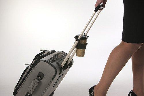 tugo (トゥーゴー) スーツケース用ドリンクホルダー