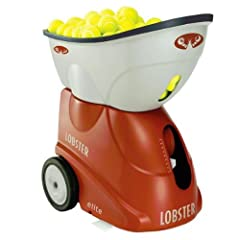 Buy Lobster Elite Grand V LE Tennis Ball Machine by Lobster