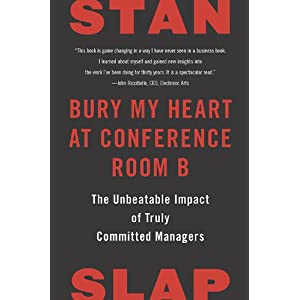 Bury My Heart at Conference Room B: The Unbeatable Impact of Truly Committed Managers