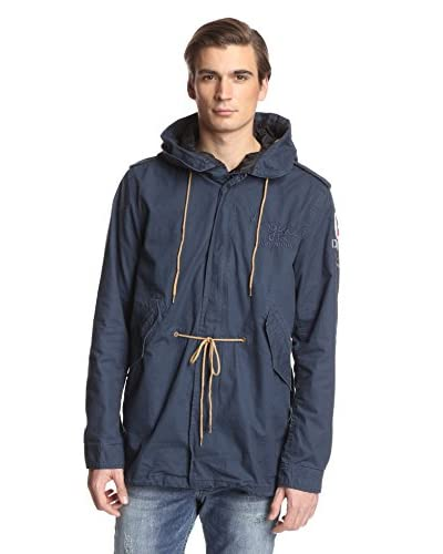 Desigual Men's Hooded Parka