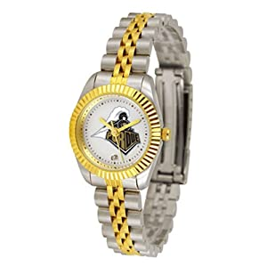Purdue Boilermakers NCAA Executive Ladies Watch by SunTime