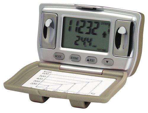 Cheap Robic Pedometer with Body Mass Calculator (B000ASG0CE)