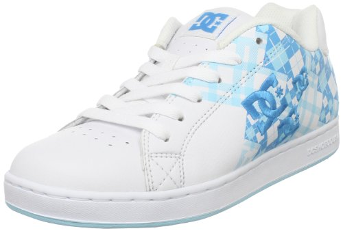 DC Women's Pixie Plaid Action Sports Sneaker