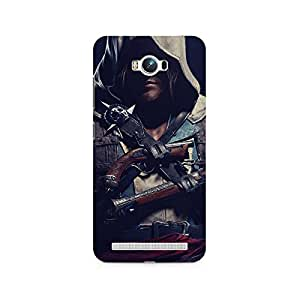 TAZindia Designer Printed Hard Back Case Mobile Cover For Asus Zenfone Max