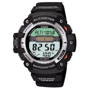 Standard Sports Gear Mens Watch SGW-300H-1AJF CASIO [Japan Imports]【並行輸入】