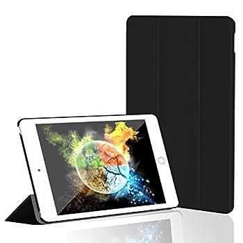 JETech® Gold Serial Apple iPad Mini 4 Slim-Fit Folio Smart Case Cover with Auto Sleep/Wake for Apple New iPad Mini 4