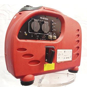 Generatore Corrente Gruppo Elettrogeno Silenziato Inverter Cormik SF1000 1KW