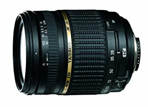 Tamron AF 28-300mm f/3.5-6.3 XR Di LD VC (Vibration Compensation) Aspherical (IF) Macro Zoom Lens for Canon Digital SLR Cameras (Model A20E)