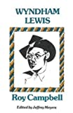 Wyndham Lewis (086980412X) by Campbell, Roy