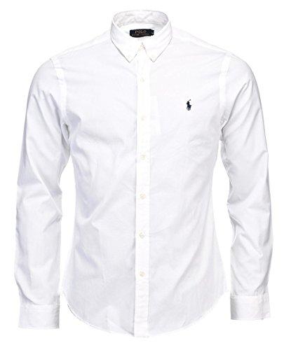 ralph-lauren-polo-mens-custom-fit-poplin-shirt-white-navy-black-s-xxl-large-white