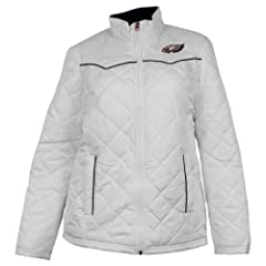 NFL Ladies Quilted Team Logo Jacket by NFL