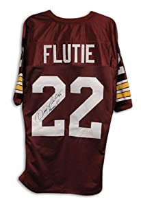 Doug Flutie Boston College Eagles Autographed Maroon Throwback Jersey Inscribed... by Athletic+Promotional+Events+Inc.