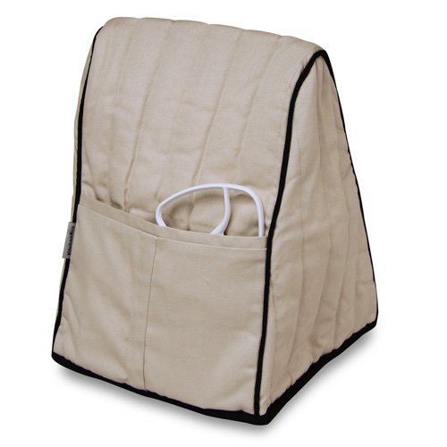 KitchenAid KMCC1KB Stand Mixer Cloth Cover Khaki with