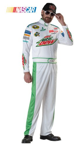 Adults Nascar Dale Earnhardt Jr Costume
