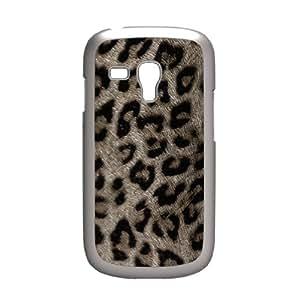 Hama Coque de protection Leo pour Samsung Galaxy S III mini Argenté