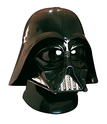 Darth Vader 2-Piece Costume Mask: Adult Size