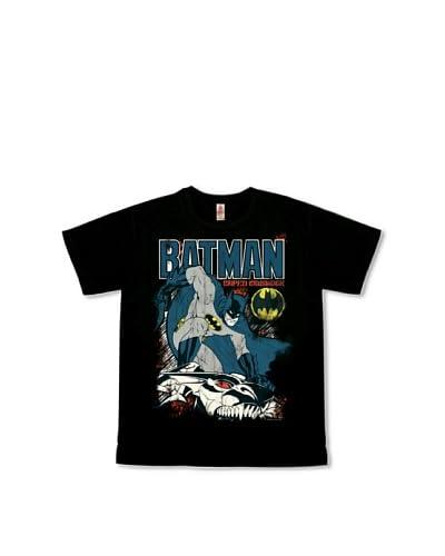 Logoshirt T-Shirt Manica Corta [Nero]