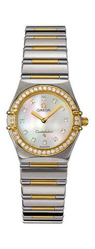 Omega Women's 1376.75.00 Constellation My Choice Quartz Small Diamond Watch