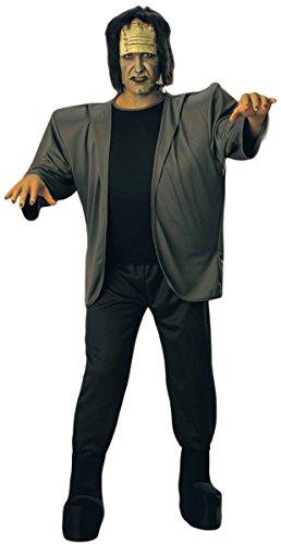 Morris Costumes Men's Frankenstein Costume, Standard (Homemade Frankenstein Costume)