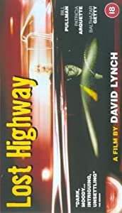 Lost Highway [VHS] [1997]