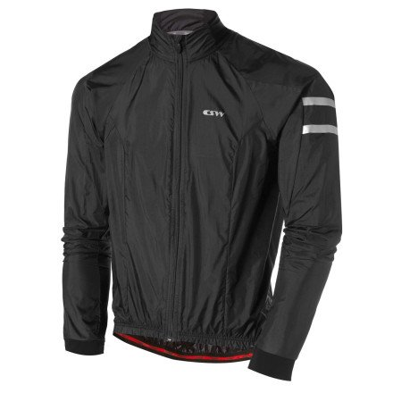 Buy Low Price Campagnolo Sportswear Men's McKinley Windproof Light Jacket (1201009-P)