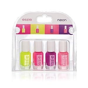 essie Mini Neon Collection 1 set