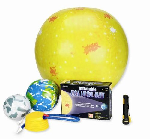 inflatable projection with planets-#40