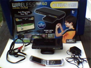 Cung cap may choi game Wireless Air 60