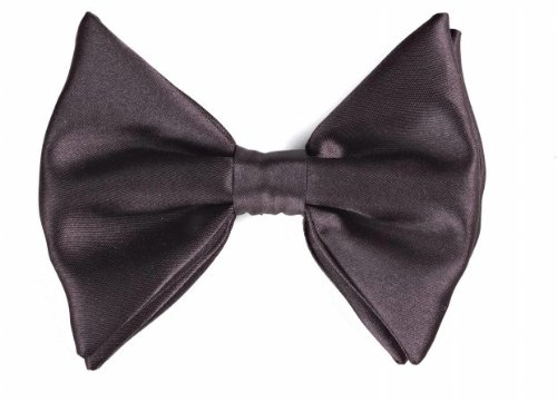 Forum Novelties Inc Men's Bowtie Black Multicoloured One Size